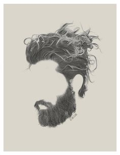 Beard and hair styles! Beard No Mustache, Moustache, Style Hipster, Beard Love, Beard Tattoo, Hair And Beard Styles, Men's Grooming, Haircuts For Men, Men Hairstyles