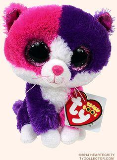 a54bcc5131c Pellie - cat - Ty Beanie Boos Rare Beanie Boos