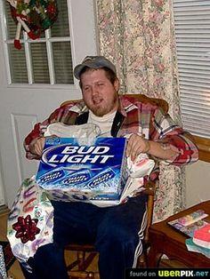 Redneck Christmas Present