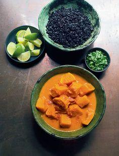 Image of Nigella's Butternut and Sweet Potato Curry