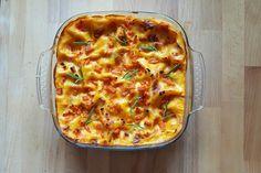 Le lasagne alla zucca sono un primo piatto goloso e cremoso, ma anche colorato e…