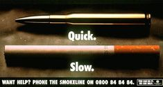 Advertising Agencies have gotten super creative to fight against the Tobacco Industry, here is some of the Best Anti Smocking Ad Campaign. Anti Tabaco, Smoking Effects, Smoking Kills, Stop Smoke, Persuasive Essays, Guerilla Marketing, I Quit, Creative Advertising, Advertising Design