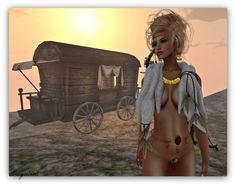 Zima Panther Girl | callyscloset