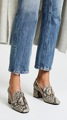 Lift Loafer Pumps