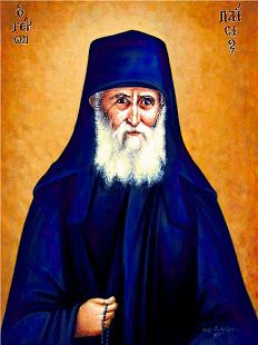 """KANDYLAKI: ELDER PAISIOS-""""Too Many Worries Will Distance Us From God"""""""