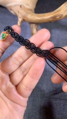 Macrame Bracelet Patterns, Diy Bracelets Patterns, Diy Bracelets Easy, Handmade Bracelets, Handmade Jewelry, Diy Crafts Jewelry, Bracelet Crafts, Beaded Jewelry, Beaded Bracelets