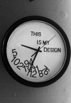 Will Graham's clock. Hannibal.