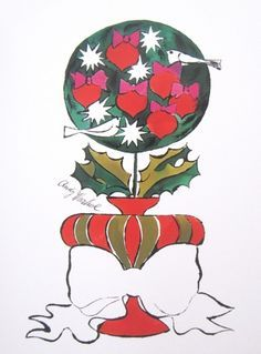 warhol christmas card book - Google Search