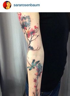 Tattoo by SARA ROSENBAUM Berlin, Germany