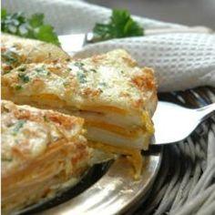 Potato and Butternut Bake - great as braai accompaniment ♡ Braai Recipes, Veggie Recipes, Potato Recipes, Paleo Recipes, Yummy Recipes, Kos, South African Recipes, Ethnic Recipes, Easy Cooking