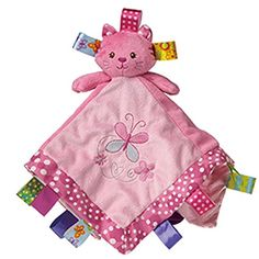 Mary Meyer Taggies Kandy Blanket, Kitty The perfect gift for a New Born!