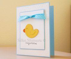 Cricut doodlecharms duck