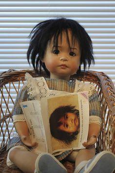 Sissel Bjørstad Skille Doll Oktober - Sissel Bjørstad Skille - Wikipedia