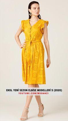 Ekol Yeni Sezon Elbise Modelleri Ve Fiyatlari 5 2020 Ekol Online Elbise Lizzo Dress Video 2020 Elbise Modelleri Elbise Sik