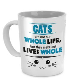 Cats are not our whole life...