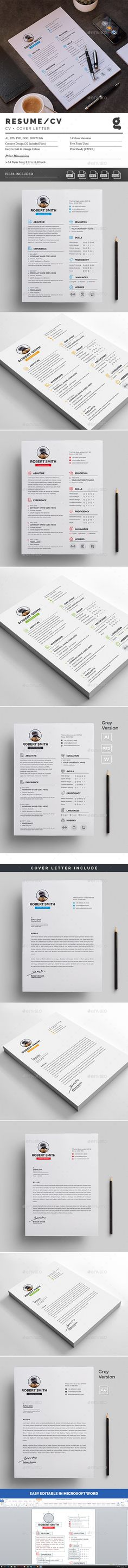 Clean Resume Download%0A Resume  u     Cover Letter   Resume cover letters  Cover letter template and Resume  cv