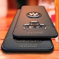 Luxury Bracket Ring Shockproof Case For Samsung Galaxy PLus Full Cover For Samsung Note 8 9 TPU Soft Silicone Holder Cases(China) Galaxy Note 9, Galaxy S8, Samsung Handy, Samsung 8, Capas Samsung, Vintage Quotes, Samsung Galaxy S, Cover, Flash Drive
