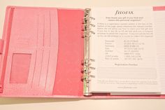 Making Life Beautiful: How To Set-Up Your First Filofax . Family Planner, Life Planner, Happy Planner, Planner Ideas, Printable Planner, Printables, Perfect Planner, Day Planners, Planner Organization