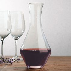 Riedel Merlot Wine Decanter - Wine Enthusiast