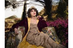 Cindy Sherman, Untitled #582, 2016. Dye sublimation metal print, 137,2 x 178,4 cm 54 x 70 1/4 inches © Cindy Sherman. Courtesy of the artist, Metro Pictures and Sprüth Magers.
