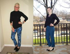 Black and Blue | Two Take on Style