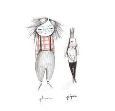 Merrilee Liddiard illustration