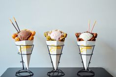 A Hong Kong street food favorite is taking over the U.S., but this time—it's stuffed with ice cream.