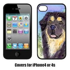 Tibetan Mastiff Cell Phone cover IPHONE4, As Shown