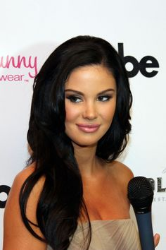 Jayde Nicole, she made the Hills even more funny :)