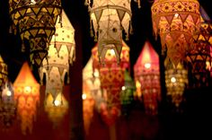 Vesak Lanterns, Sri Lanka