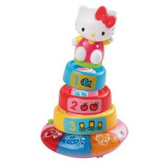 LOL...for Sophia! VTech Hello Kitty Stack and Learn