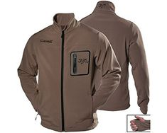 G. Loomis Softshell Jacket is made with polyester stretch material that offers wicking and anti-odor performance. Features thumb holes at the cuff for back of hand protection and to keep your sleeves in place when casting, also features side zippered pockets and front chest pocket for easy...  More details at https://jackets-lovers.bestselleroutlets.com/mens-jackets-coats/active-performance/shells/product-review-for-g-loomis-softshell-jacket-stone-3xl/