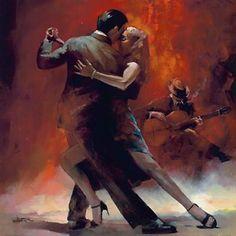 Willem Haenraets: Tango Argentino II
