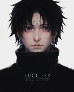 Chrollo lucilfer Hunter x Hunter