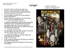 The 17th Legion Primarch... Lorgar. Known also as Aurelian or the Urizen of the Word Bearers