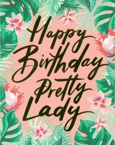 Inspirational Happy Birthday Quotes, Happy Birthday Quotes For Daughter, Birthday Wishes For Women, Happy Birthday Pictures, Birthday Messages, Happy Birthday Wishes, Happy Birthdays, Quotes Inspirational, Happy Birthday Beautiful Lady