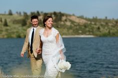 Meet newlyweds Johnny and Laura Benson. So happy, so in love, so blissfully unaware that the worst wedding crasher ever is about to strike. | Holy Crap, This Guy Got Bitten By A Rattlesnake During His Wedding Photos