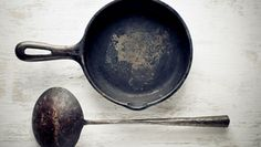 Stuff You Should NEVER Cook In A Cast-Iron Pan http://www.rodalesorganiclife.com/food/stuff-you-should-never-cook-in-a-cast-iron-pan