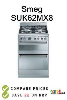 Smeg Compare UK prices and find the cheapest deals from 13 stores. Dual Fuel Cooker, Freestanding Cooker, Cookers, Kitchen Appliances, Diy Kitchen Appliances, Home Appliances, Kitchen Gadgets