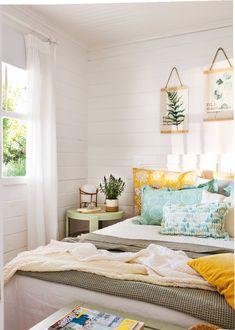 0bacdea6c8c Las 60 mejores imágenes de Dormitorios rústicos en 2019   Home Decor ...