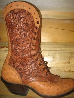 From Rodeo Tales & Gypsy Trails  Wish I knew who made these...