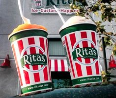 Free Ritas Ice on First Day of Spring 2015