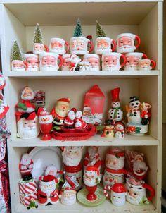 Santa's and Snowmen