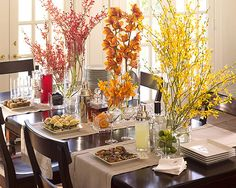 pottery barn floral arrangements - Google Search