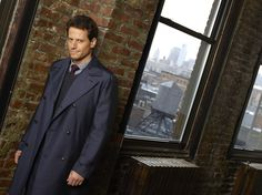 Dr. Henry Morgan played by Ioan Gruffudd #Forever