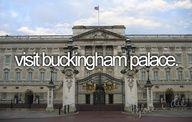 visit buckingham place