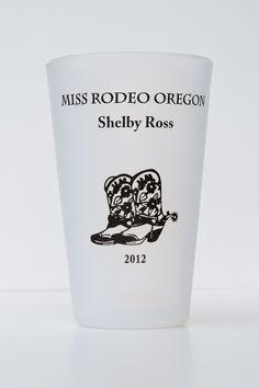 Miss Rodeo Oregon Pint