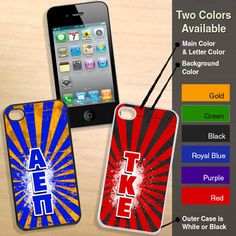 Fraternity iPhone Cases- Burst Design #Greek #Fraternity #Accessories #iPhone