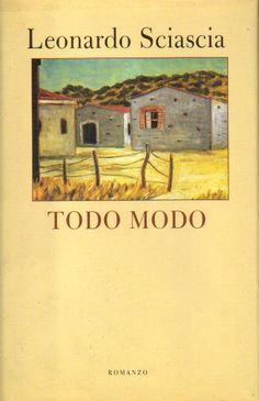 """Ya estamos leyendo """"Todo modo"""", de Leonardo Sciascia, para la última sesión Con Mucho Gusto de este curso."""
