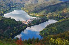Dornes, ferreira do zezere melhores locais para fazer turismo rural em Portugal